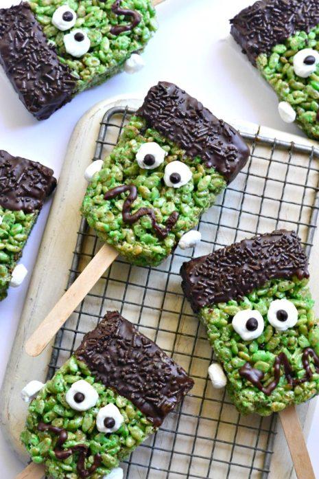 Frankenstein-Rice-Krispie-Treats-what-a-cute-idea-for-Halloween-768x1152